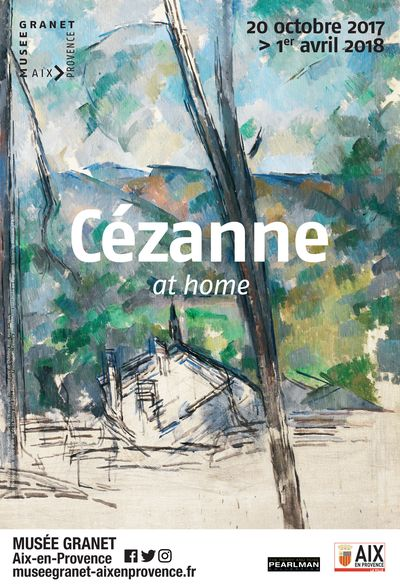 affiche-cezanne-at-home