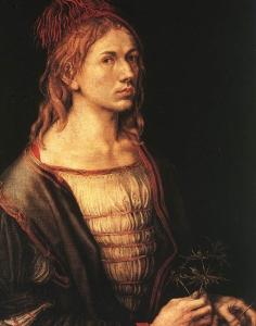 Dürer autoportrait1493