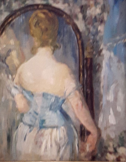 Edouard-Manet---Devant-la-g