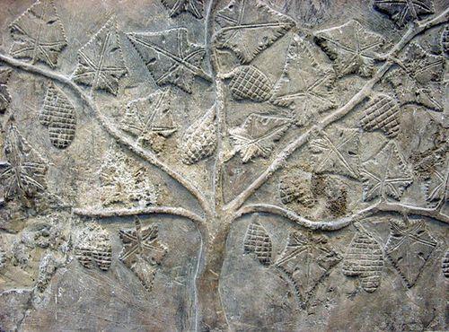 Palais de Sennachérib, vers-700