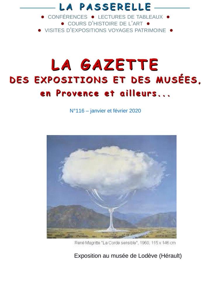 La-Gazette-n°-116
